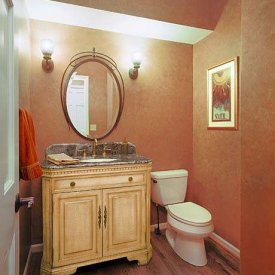 Deercreek Powder Room