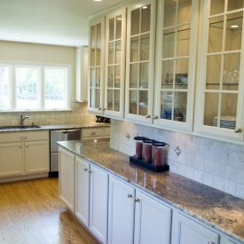 White Cabinet Kitchen