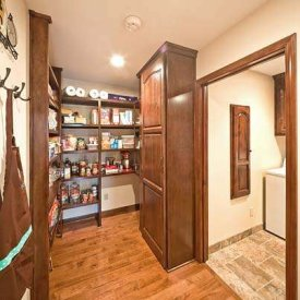 Walk-In Pantry Kitchen