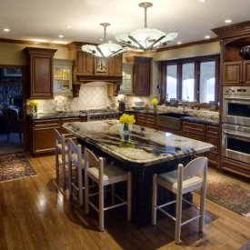Spectrus Granite Kitchen
